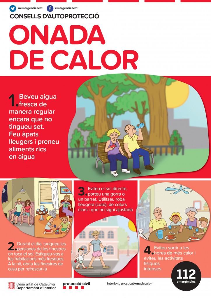 Mesures i consells per la prevenció de la calor | Ajuntament de  Palau-solità i Plegamans