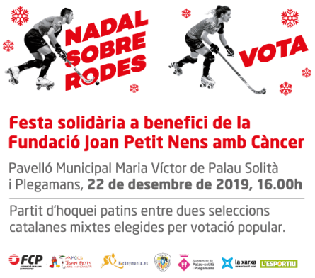 Nadal sobre rodes. Cartell promocional