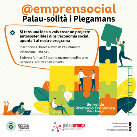 Cartell general @emprensocial