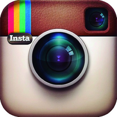 Logotip Instagram.