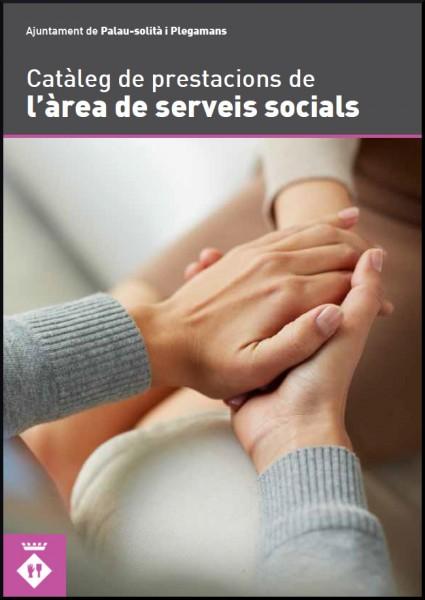 Catàleg de prestacions de Serveis Socials.